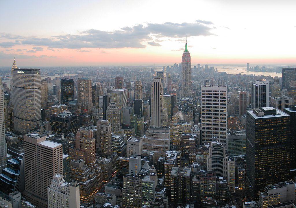 New York by Daniel Schwen