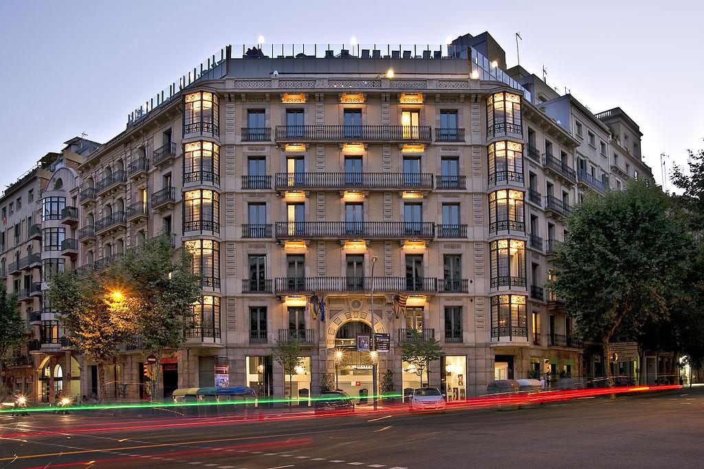 Axel Barcelona von Axelhotels (Eigenes Werk)