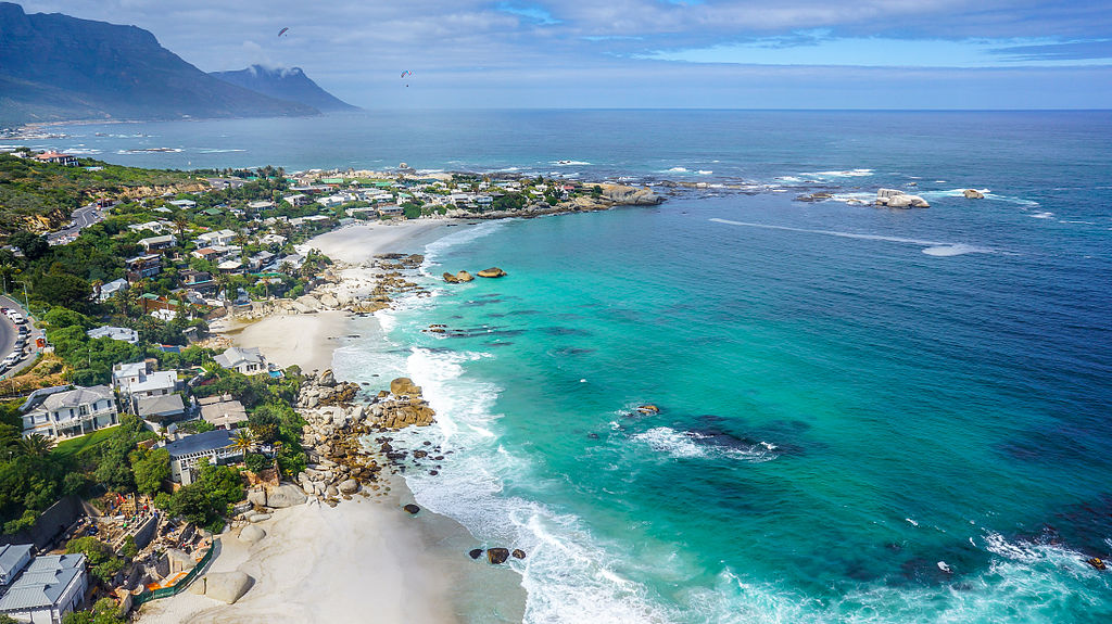 Clifton Beachs By SkyPixels (Own work)