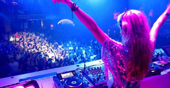 Amnesia Ibiza von Volkanc