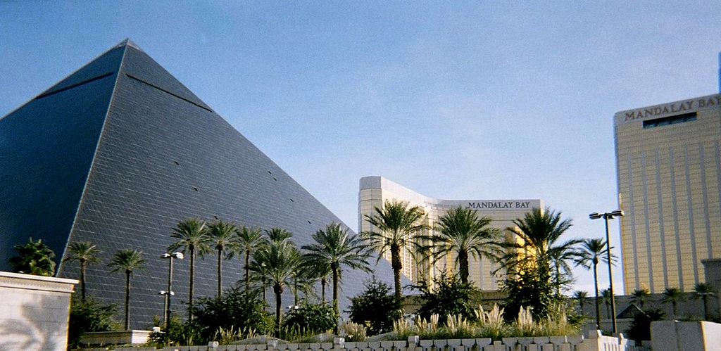 Luxor Mandaly Bay Las Vegas