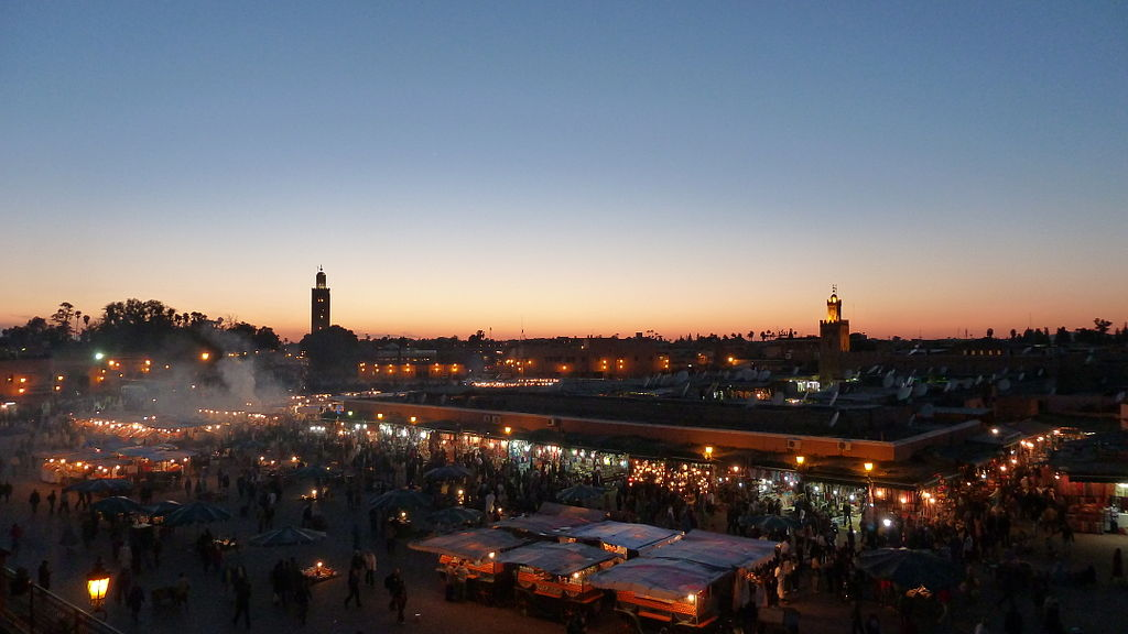 Marrakech, Morocco By YoTuT