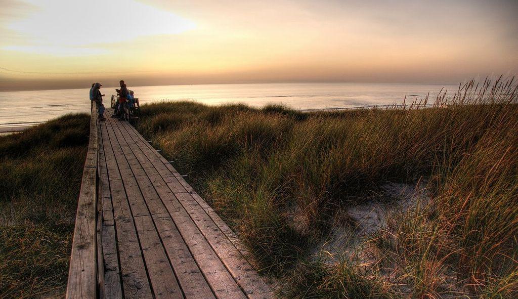 Strand bei Klappholttal, Sylt By Tobias Mandt