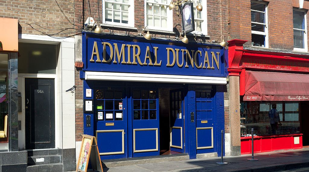 Admiral Duncan London By Tom Morris