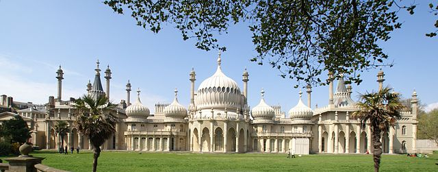 Brighton Royal Pavilion By flamenc (Own work)