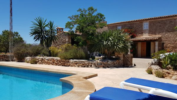 Finca bei S`Horta auf Mallorca