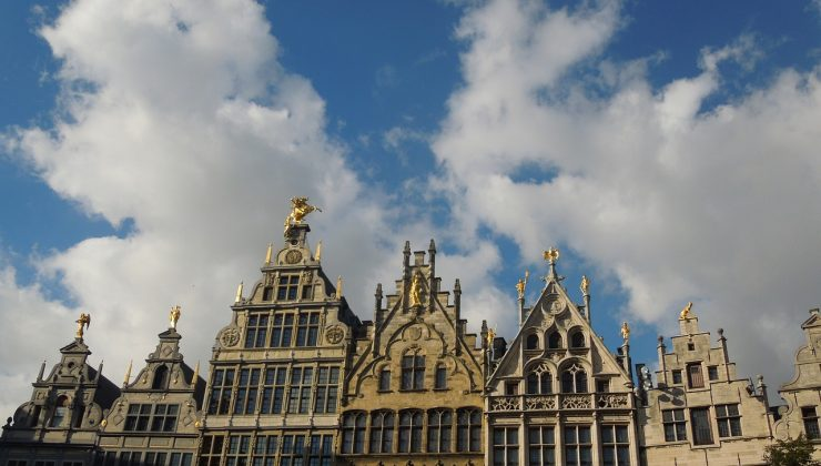 Antwerpen © Yolanda / Pixabay