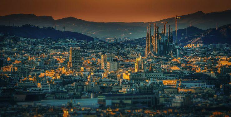 Barcelona © Walkerssk / Pixabay