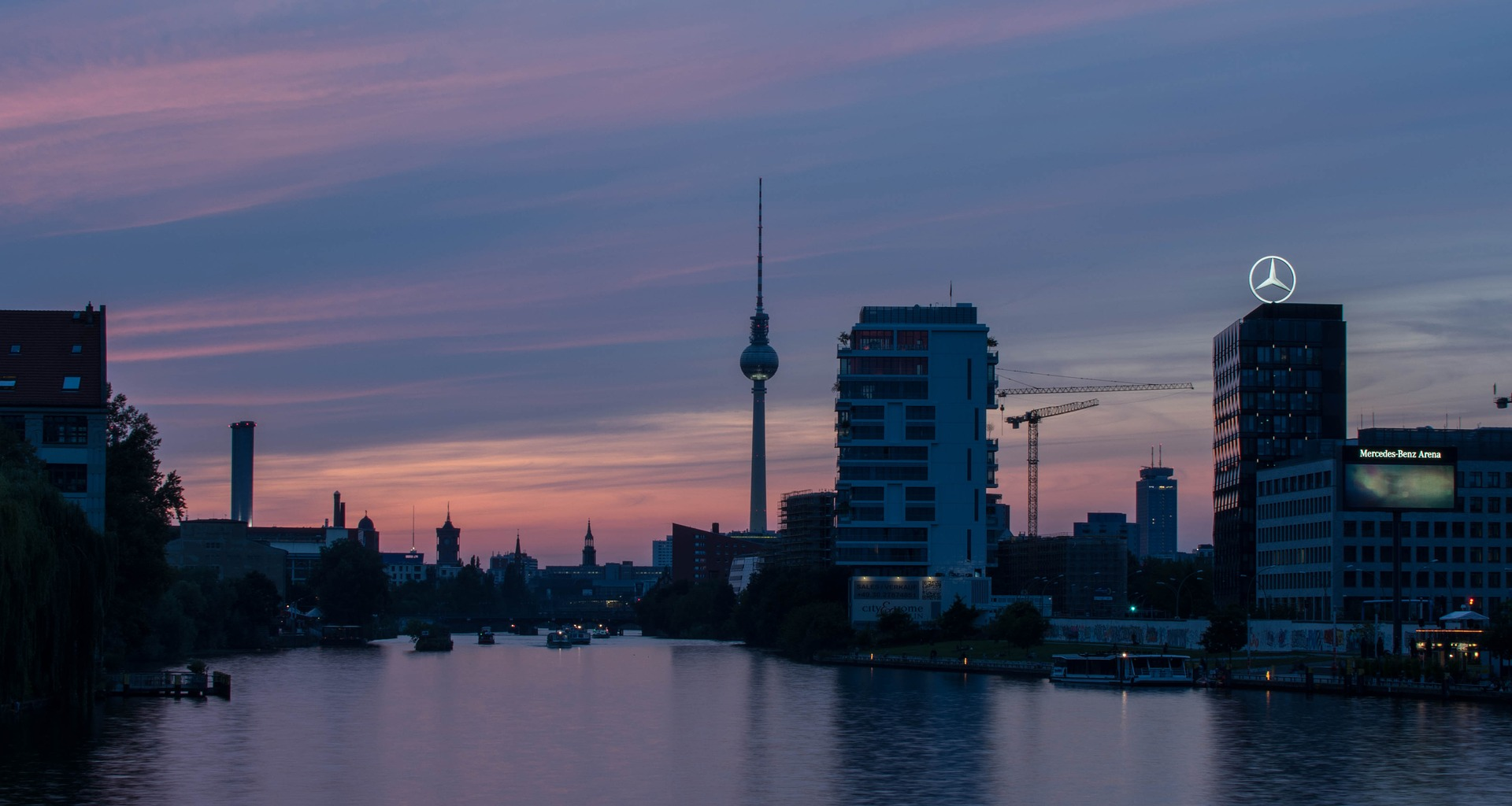 Berlin © emkanicepic / Pixabay