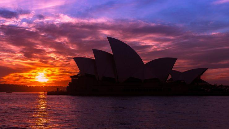 Sydney Opera © RobertDychto / Pixabay