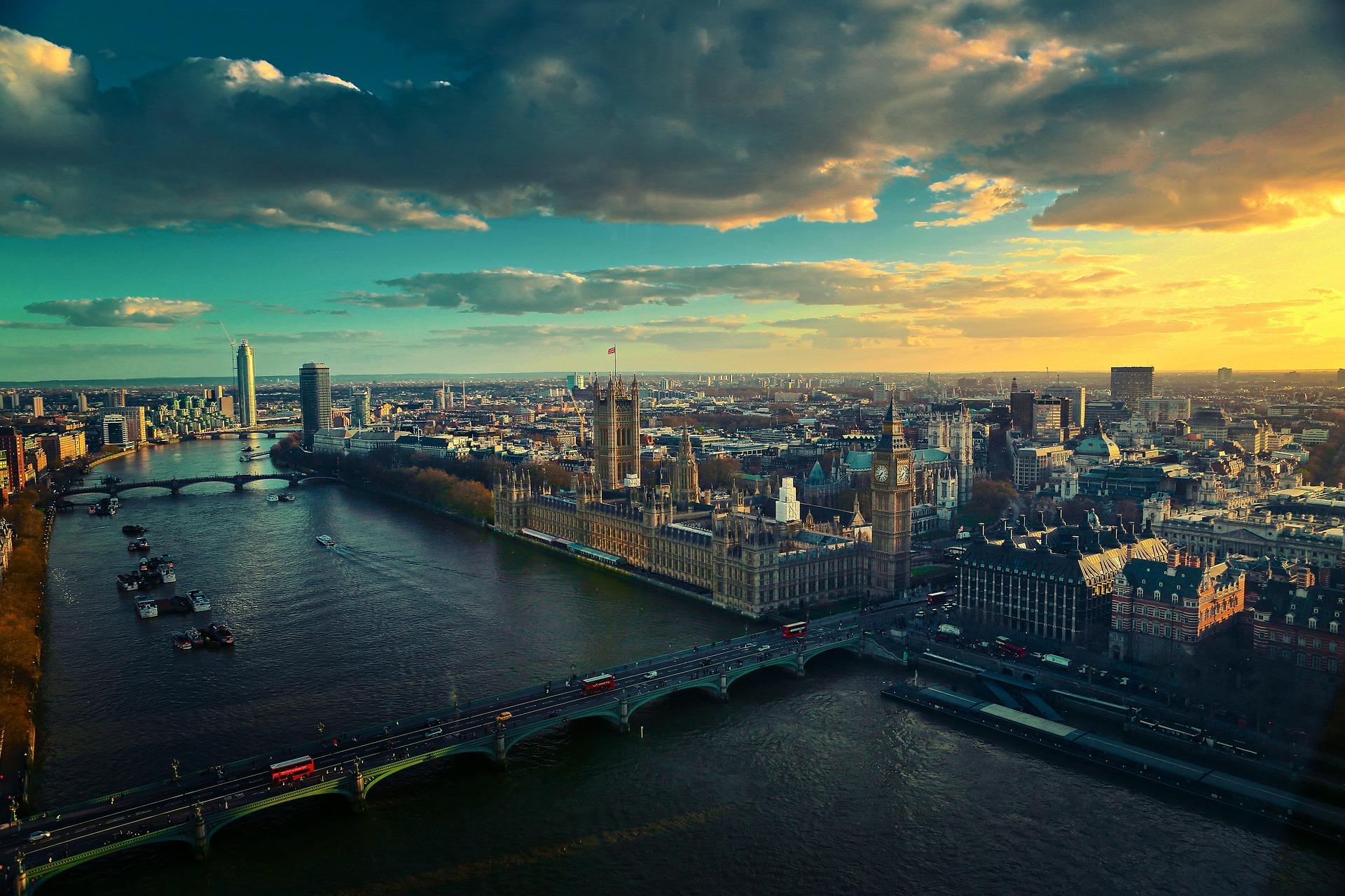 London © liushuquan / Pixabay