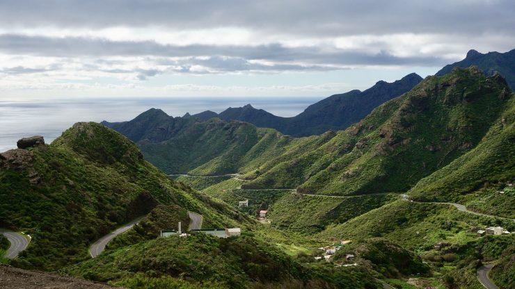 Teneriffa Kanarische Inseln Vulkan